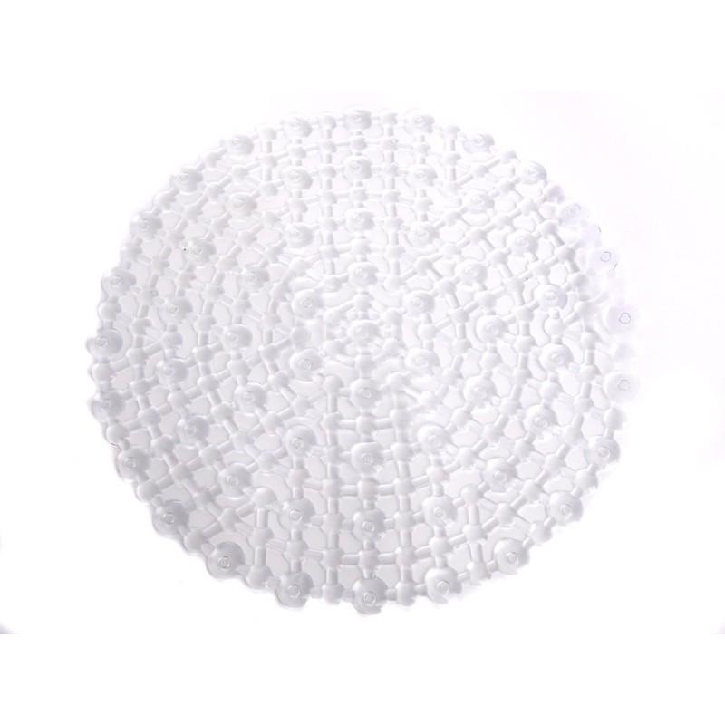 Unihouse Podložka do dřezu 29,5cm kulatá bílá