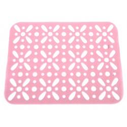 Elmich Home Univerzální podložka 29x38cm gumová růžová