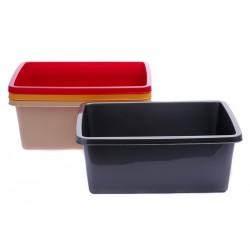 Unihouse Lavor plastový hranatý 30,5 x 37,5 x 14 cm
