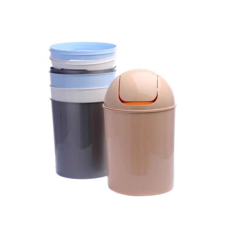 Unihouse Odpadkový koš 45l plastový multicolor