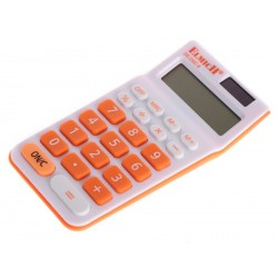Elmich Office Kalkulačka 7x13,5x2cm oranžová
