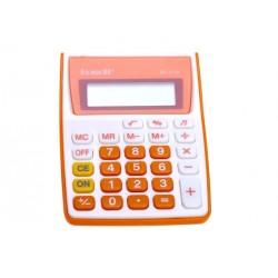Elmich Office Kalkulačka plastová oranžovo-bílá
