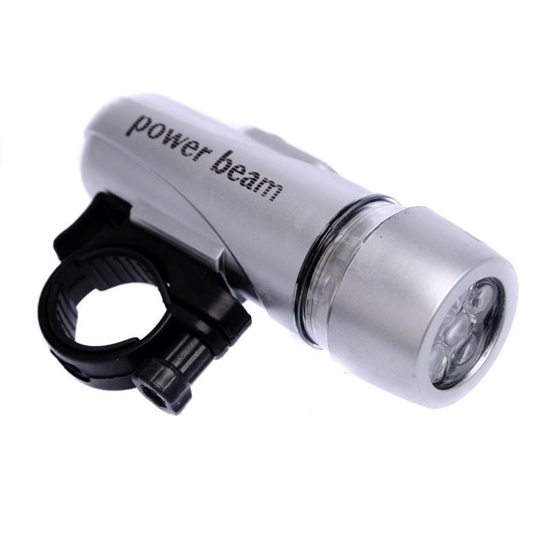 Elmich Home Světlo na kolo přední 5 LED