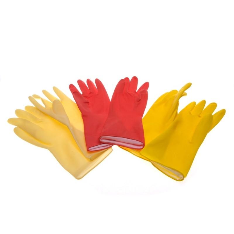 Unihouse Gumové rukavice latexové