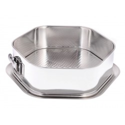Smart Cook Nastavitelná forma na dort 8 x 25 x 25 cm