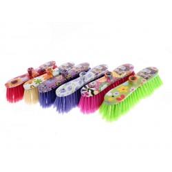 Plastový Smeták Multicolor