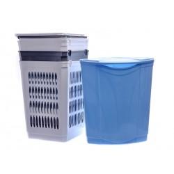 Unihouse Koš na prádlo plastový 45l