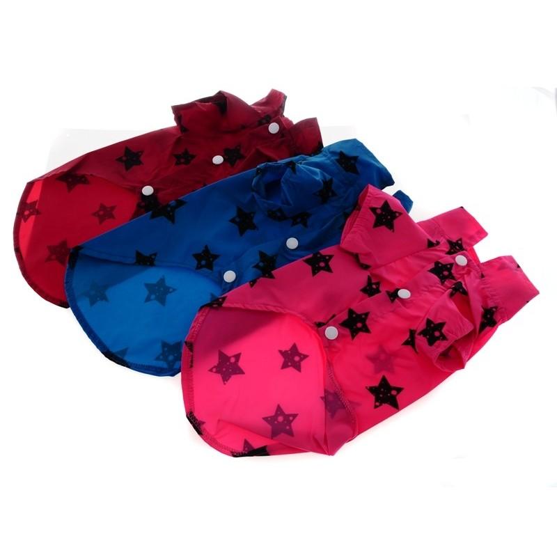 DOGIES Košile pro psa s hvězdičkama modrá c9f0fe5c37