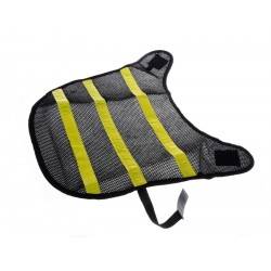 DOGG reflexní vesta pruhovaná