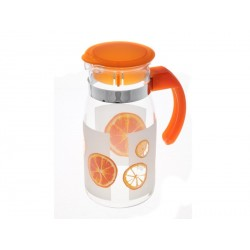 Smart Cook Skleněný džbán ORANGE 880ml