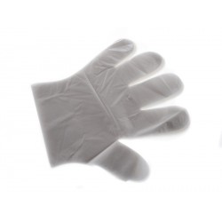 Jednorázové rukavice UNIHOUSE 100ks