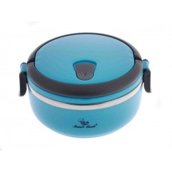 Smart Cook Termo Jídlonosič nerezový - modrý
