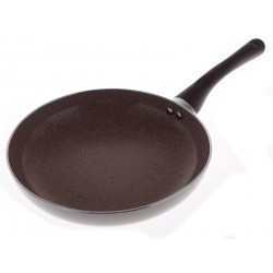 Smart Cook Keramická pánev hnědá 26cm