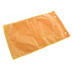 Mikrotenový sáček 20x30cm 50ks oranžový