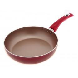 Smart Cook GREBLON pánev červená 26cm