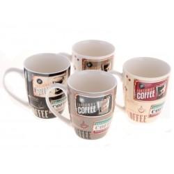 Keramický Hrnek COFFEE 8 x 10cm