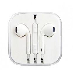 Sluchátka pro iPhone bílá