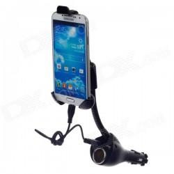 Držák na GPS navigaci +USB nabíječka