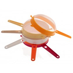 Smart Cook Kuchyňské sítko 16 cm plastové, barevné