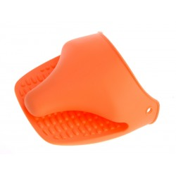 Smart Cook Chňapka silikonová oranžová