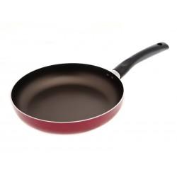Smart Cook pánev černo-červená 26cm
