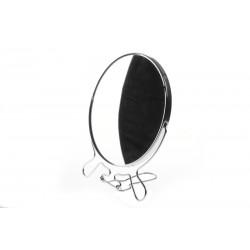 Unihouse Kosmetické zrcátko nerezové 17cm