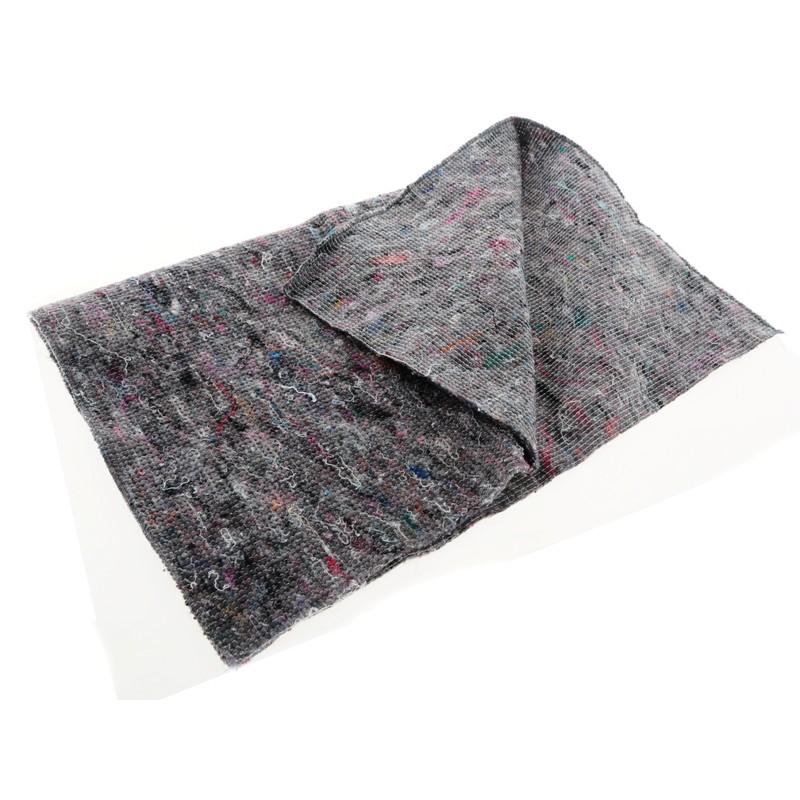 Unihouse Hadr na podlahu šedý 53x64