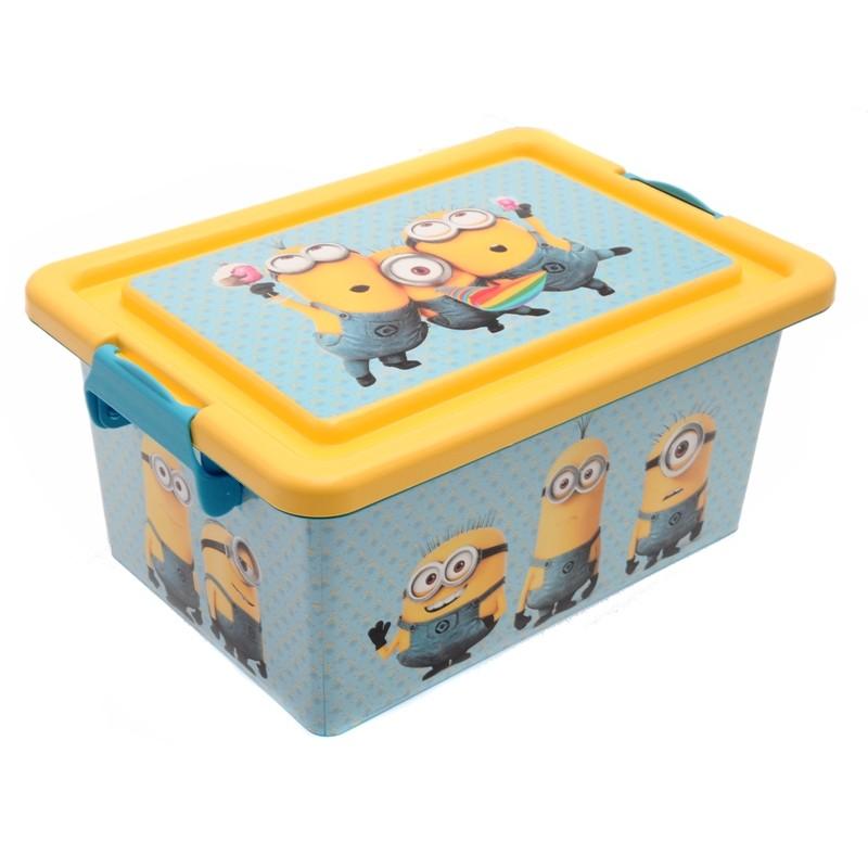 Unihouse Úložný box pro děti plastový 7l