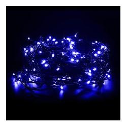 Unihouse Vánoční 50LED venkovní osvětlení 9,5m, bílé