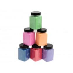Unihouse Dekorační písek barevný 10x6cm