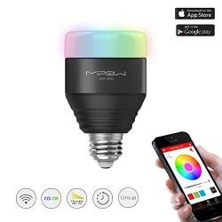 MiPow Playbulb Smart LED E27 5W (40W) RGB, bílá (BTL201-WT) BTL201-WT