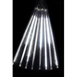 Spled Vánoční osvětlení rampouchy 8ks, 18 diod - bílá