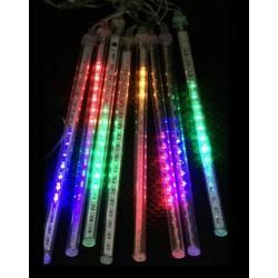 Spled Vánoční osvětlení rampouchy 8ks, 18 diod - barevná