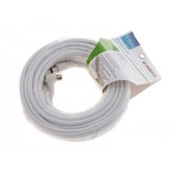 Unihouse Koaxiální kabel (TV, SAT) 15m