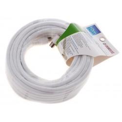 Unihouse Koaxiální kabel (TV, SAT) 10m