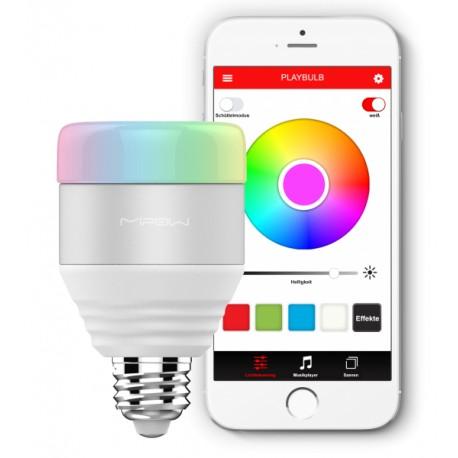 MiPow Playbulb™ Smart chytrá LED Bluetooth žárovka bílá