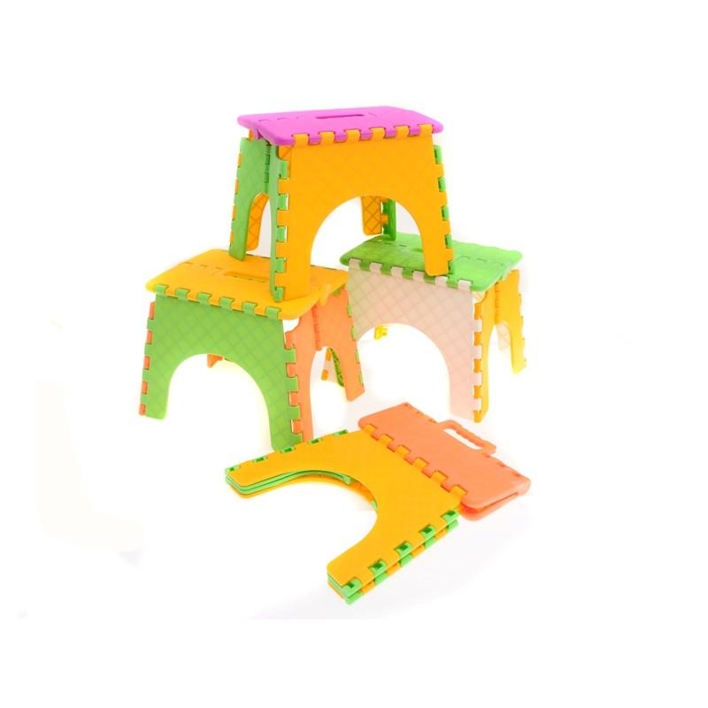 SmartHome Skládací židle plastová
