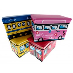 SmartChild Dětský taburet autobus