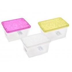 Unihouse Plastový úložný box 11 x 15 x 19 cm