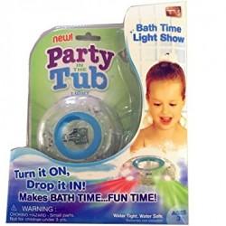 Disko světlo do vany pro děti Party Tub