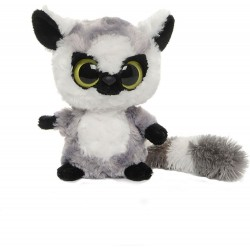 Plyšový lemur šedý 25cm