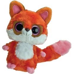 Plyšový lemur červený 25cm
