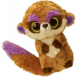 Plyšový lemur hnědý 25cm