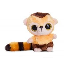 Plyšový lemur oranžovo-hnědý 25cm