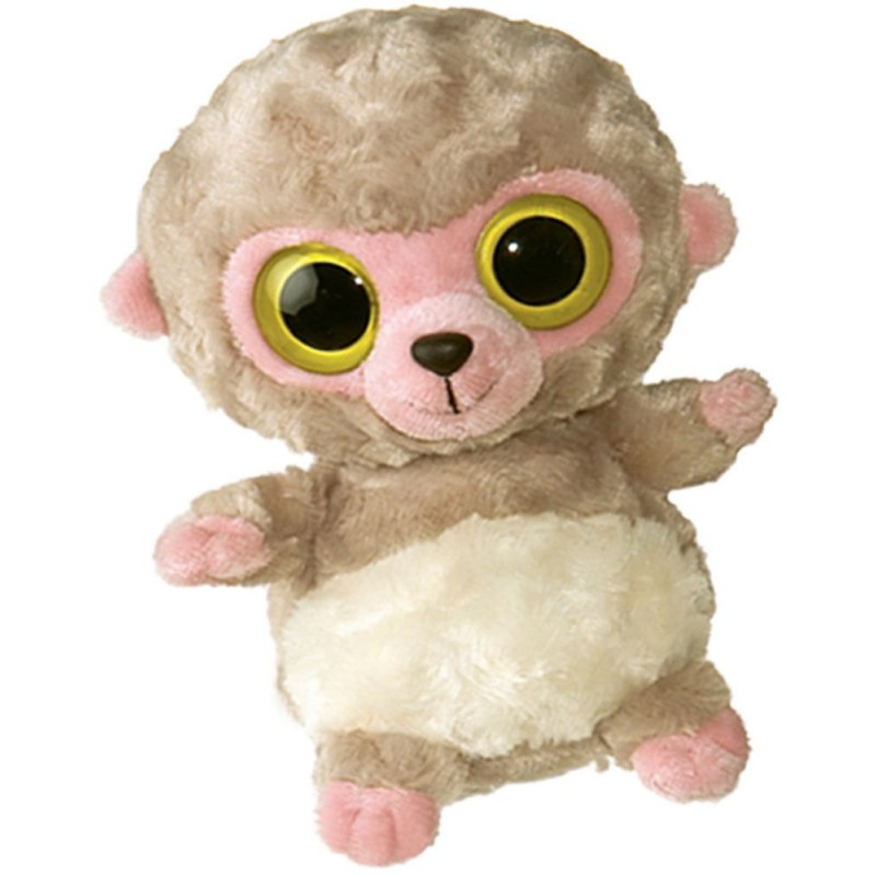 Plyšová opice hnědá 25cm