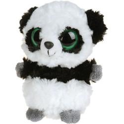 Plyšová panda černo-bílá 15cm