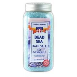 Herbal therapy sůl do koupele 900 g - Mrtvé moře