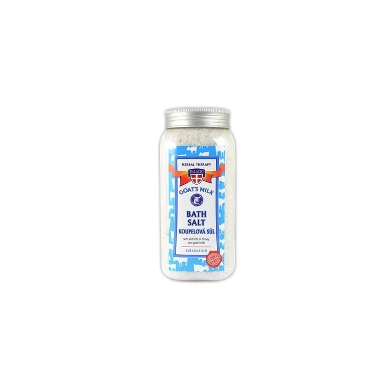 Herbal therapy sůl do koupele 900 g - Kozí mléko