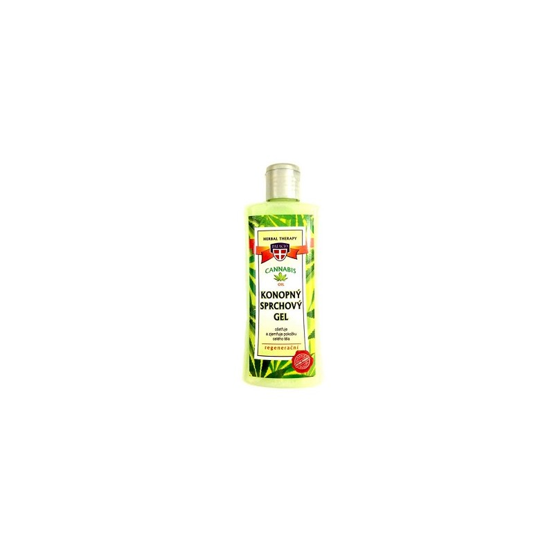 Palacio Herbal Therapy Konopný sprchový gel 500 ml