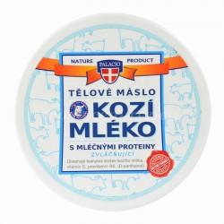 Palacio Kozí mléko tělové máslo 200 ml
